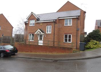 Thumbnail 4 bed detached house for sale in Farnborough Avenue, Rugby
