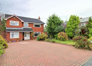 Thumbnail 4 bed detached house for sale in Earle Close, Newton-Le-Willows
