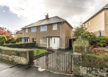 Thumbnail 3 bed semi-detached house for sale in High Garth, Kendal