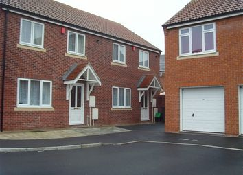 Thumbnail 3 bed semi-detached house to rent in Verona Court, Bridgwater