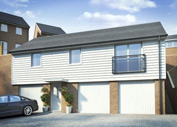 "Thumbnail 2 bedroom flat for sale in ""Alcester"" at Temple Hill, Dartford"