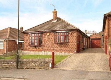 Thumbnail 2 bed bungalow for sale in Bents Crescent, Dronfield, Derbyshire