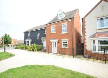 Thumbnail 3 bed semi-detached house to rent in Sparrowhawk Way, Bracknell
