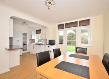 Thumbnail 3 bedroom detached house for sale in Horsebridge Hill, Newport, Isle Of Wight