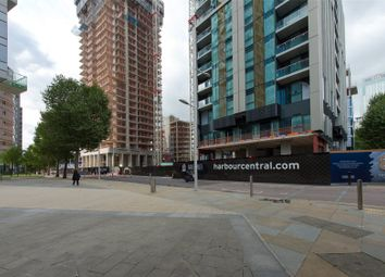 Thumbnail 2 bedroom flat for sale in Maine Tower, Harbour Central, Plot D, Canary Wharf