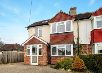 Thumbnail 4 bed semi-detached house to rent in Church Road, Biggin Hill, Westerham