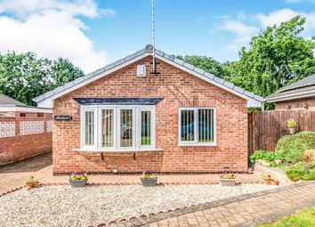 Thumbnail 2 bed detached bungalow for sale in Eland Close, Rossington, Doncaster