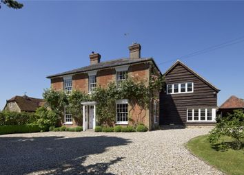 Thumbnail 5 bed detached house for sale in Church Street, West Hanney, Wantage, Oxfordshire