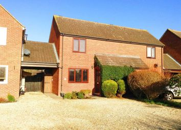 Thumbnail 2 bed semi-detached house for sale in Little Marsh Road, Marsh Gibbon, Bicester