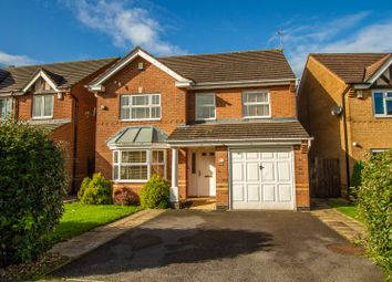 Thumbnail 4 bed detached house for sale in Rushby Road, Ellistown