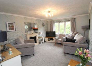 Thumbnail 2 bed flat for sale in Brook Croft, Ingol, Preston