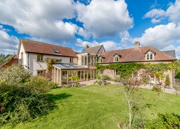 Upton Bishop, Ross-On-Wye HR9. 4 bed farmhouse for sale