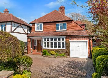 Thumbnail 4 bed detached house for sale in Offington Drive, Offington, Worthing