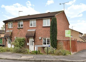 Thumbnail 3 bed semi-detached house for sale in Shrivenham Close, College Town, Sandhurst, Berkshire