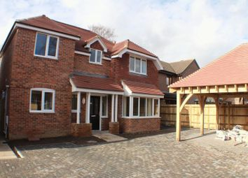 Thumbnail 4 bedroom detached house for sale in Talisman Business Centre, Duncan Road, Park Gate, Southampton