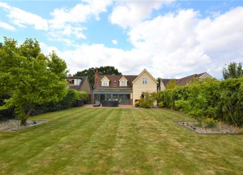 Thumbnail 4 bed detached house to rent in Down Hall Road, Matching Green, Harlow