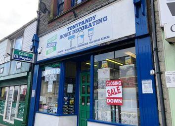 Thumbnail Retail premises to let in De Winton Street -, Tonypandy