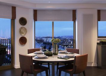 Thumbnail 3 bed flat for sale in Royal Docks West, Western Gateway, London
