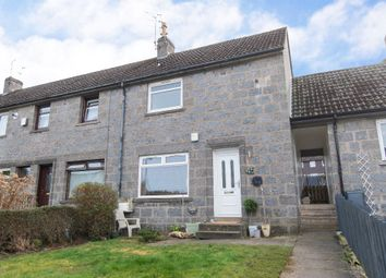 Thumbnail 2 bed terraced house for sale in Tollohill Place, Kincorth, Aberdeen