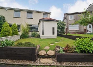 Thumbnail 3 bed semi-detached house for sale in Dalreoch Path, Swinton, Glasgow, Lanarkshire