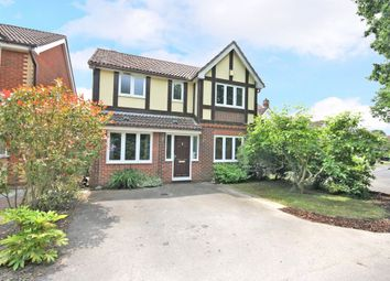 Thumbnail 4 bed detached house for sale in Tulip Gardens, Locks Heath, Southampton