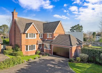 Thumbnail 5 bed detached house to rent in Ripley House, Firs Park, Harrogate