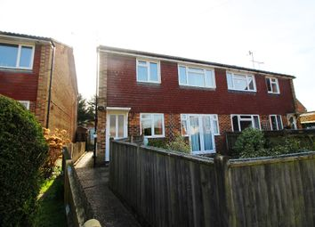 Thumbnail 2 bed maisonette to rent in Lingfield Road, Borough Green