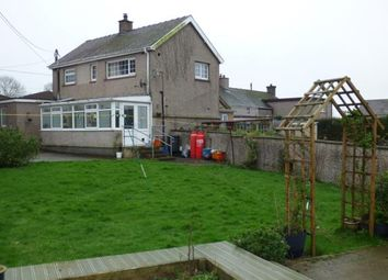 Thumbnail 4 bed semi-detached house for sale in Gaerwen, Anglesey, North Wales, United Kingdom