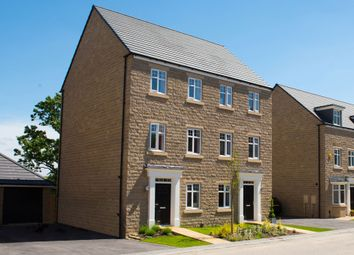 "Thumbnail 3 bed semi-detached house for sale in ""Cannington"" at Millgarth Court, School Lane, Collingham, Wetherby"