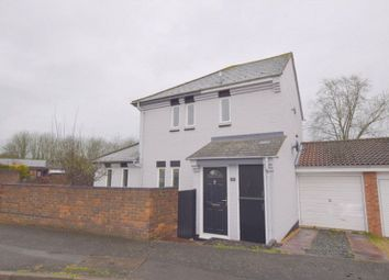 Thumbnail 3 bed detached house for sale in William Smith Close, Woolstone, Milton Keynes