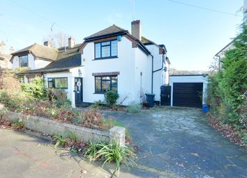 Thumbnail 4 bed semi-detached house for sale in Buxton Square, Leigh-On-Sea