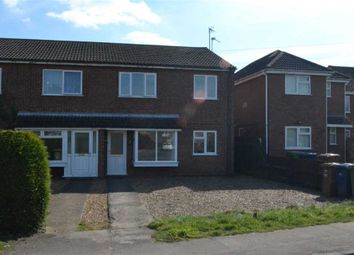 Thumbnail 2 bed flat for sale in Burrowmoor Road, March