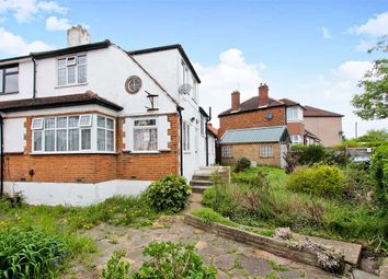 Thumbnail 4 bed semi-detached house for sale in Cotman Gardens, Edgware