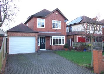 Thumbnail 3 bedroom detached house for sale in Mill Row, Locko Road, Spondon, Derby