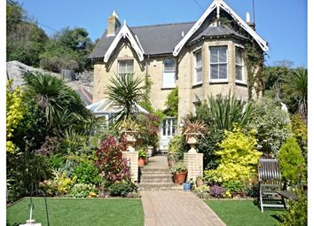 Thumbnail 4 bedroom detached house for sale in The Grove, Ventnor