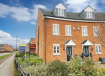 Thumbnail 3 bed terraced house for sale in Pools Brook Park, Kingswood, Hull
