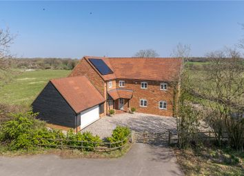 Thumbnail 7 bedroom detached house for sale in Reading Road, Mattingley, Hampshire