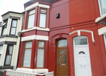 Thumbnail 3 bed terraced house for sale in Snaefell Avenue, Liverpool