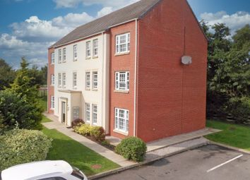 Tyldesley Way, Nantwich, Cheshire CW5. 1 bed flat