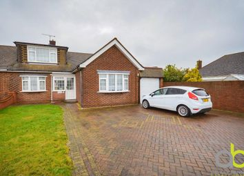 Thumbnail 4 bed semi-detached bungalow for sale in Heath Road, Grays