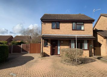 Thumbnail 3 bedroom detached house to rent in Stokenchurch Place, Bradwell Common, Milton Keynes