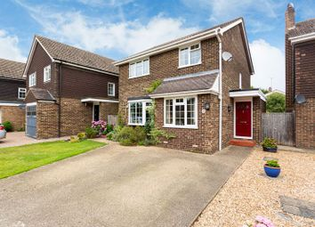 4 bed detached house for sale in Rectory Close, Marsh Gibbon, Bicester OX27