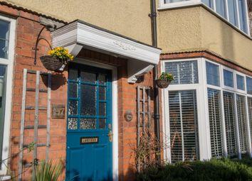 Thumbnail 4 bed terraced house for sale in Abington Avenue, Northampton
