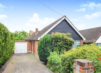 Thumbnail 3 bed detached bungalow for sale in Dandies Drive, Eastwood, Leigh-On-Sea