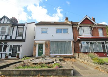 Thumbnail 3 bedroom semi-detached house for sale in Wellington Road, Enfield