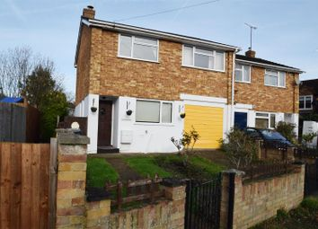 Thumbnail 3 bed semi-detached house for sale in Paddock Road, Caversham, Reading