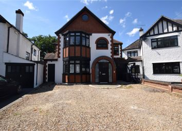 Thumbnail 5 bed detached house for sale in Castellan Avenue, Romford