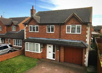 Thumbnail 4 bed detached house to rent in Hubble Road, Corby, Northamptonshire