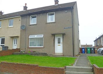 Thumbnail 2 bed end terrace house for sale in Elmwood Road, Methil, Leven
