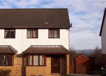 Thumbnail 2 bed property to rent in St. Andrews Drive, Libanus Fields, Pontllanfraith, Blackwood